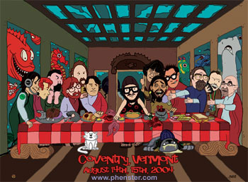 phishlast-supper