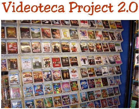 Videoteca Project